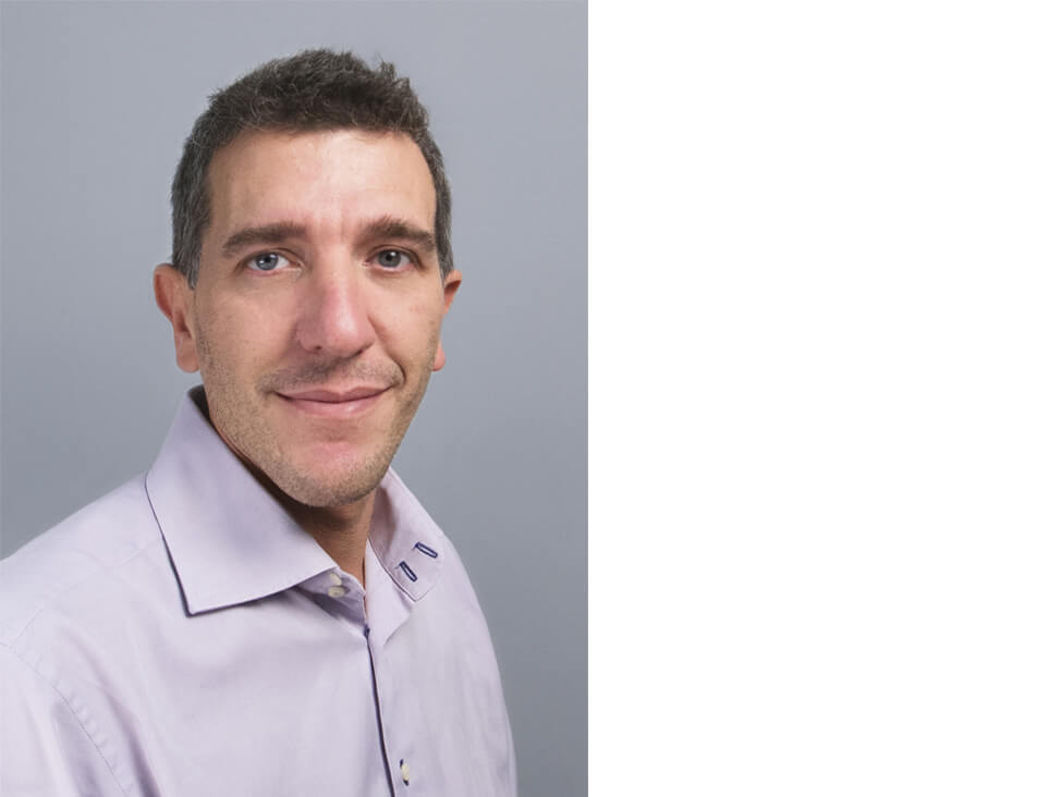 Especialista en aplicación Marco Caruso