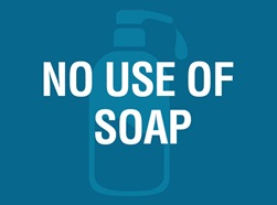 Lavamin No use of soap