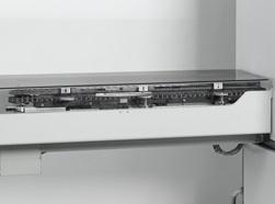 Hexamatic conveyor safety