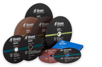 Discos de corte de Struers