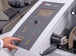 Accutom100 Intuitive user interface