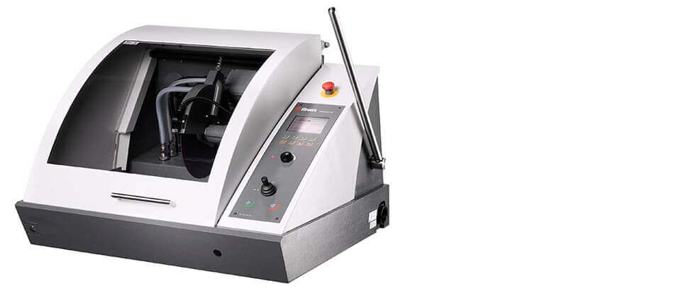 Disctotom-10 - automatic cutoff machine