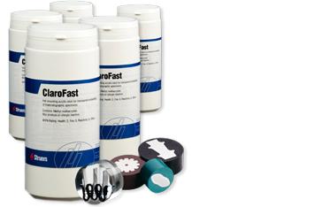Struers hot-mounting consumables acrylic