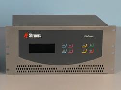 CitoPress para célula caliente con opciones de enfriamiento