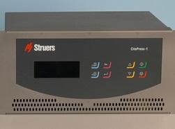 CitoPress para célula caliente con panel táctil externo