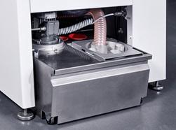 AbraPlan-30 Integrated recirculation unit
