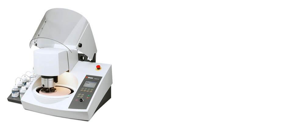 可实现优质样品制备的 Tegramin 制备系统